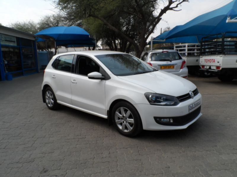 Used Volkswagen Polo 1.6i Comfortline 5 DR  for sale in Windhoek, Namibia
