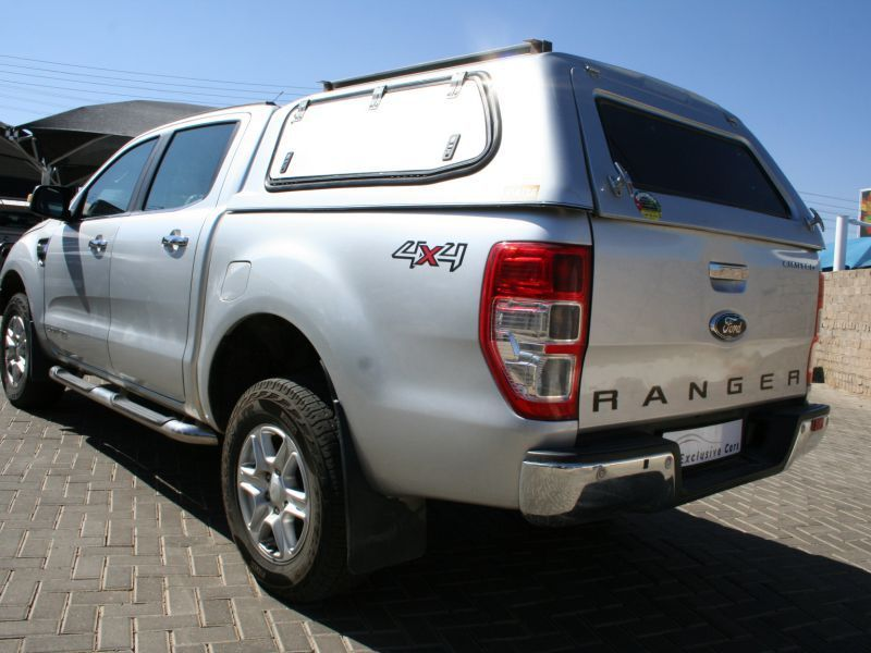 2012 ford ranger d cab 3 2 a t 4x4 for sale 135 000 km. Black Bedroom Furniture Sets. Home Design Ideas