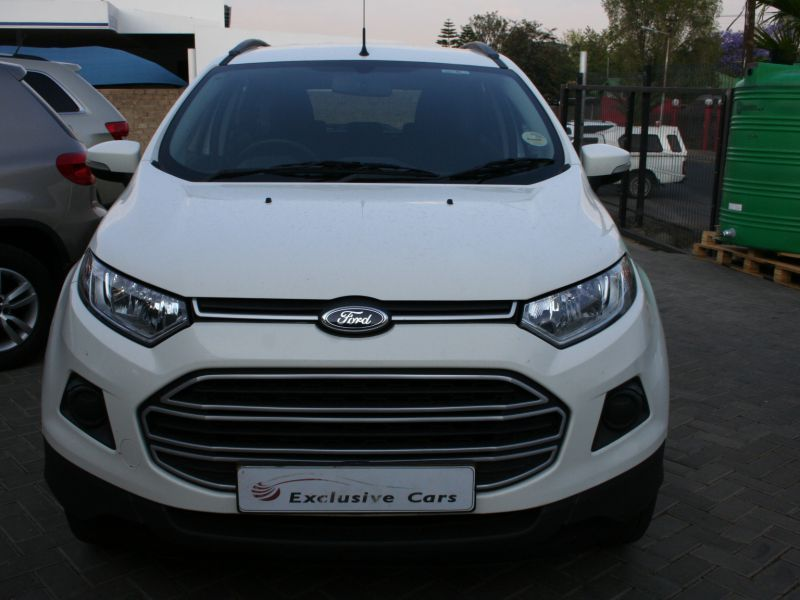 2015 ford ecosport 1 5 tdci trend manual pictures. Black Bedroom Furniture Sets. Home Design Ideas
