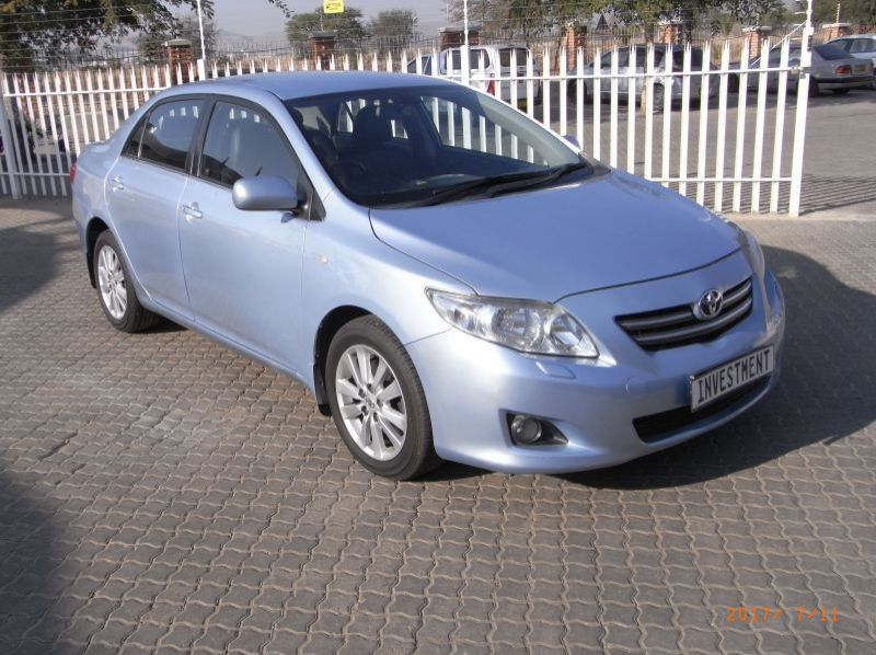 Used Toyota Corolla 2.0 D4D 6 sp Exclusive  for sale in Windhoek, Namibia