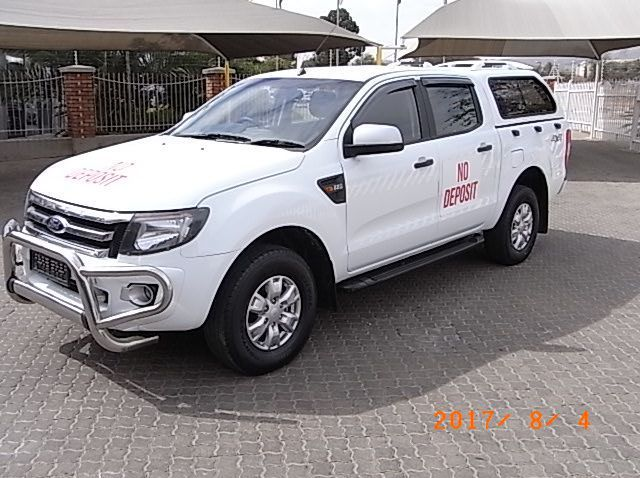 Used Ford Ranger 2.2 XLS 4x4 D/Cab  for sale in Windhoek, Namibia