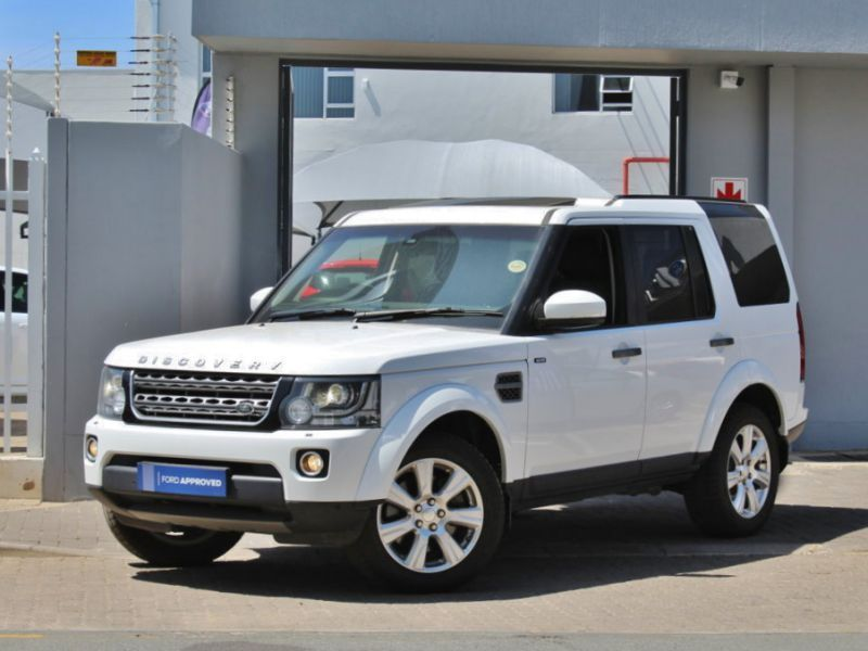 2014 land rover discovery 4 5 0v8 hse for sale 78 000 km automatic transmission novel ford. Black Bedroom Furniture Sets. Home Design Ideas