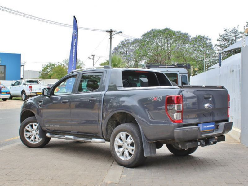 2014 ford ranger wildtrak xlt tdci for sale 144 434 km automatic transmission novel ford