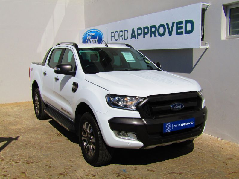 2016 ford ranger 3 2 tdci 4x4 a t d c wildtrak for sale 24 000 km automatic transmission