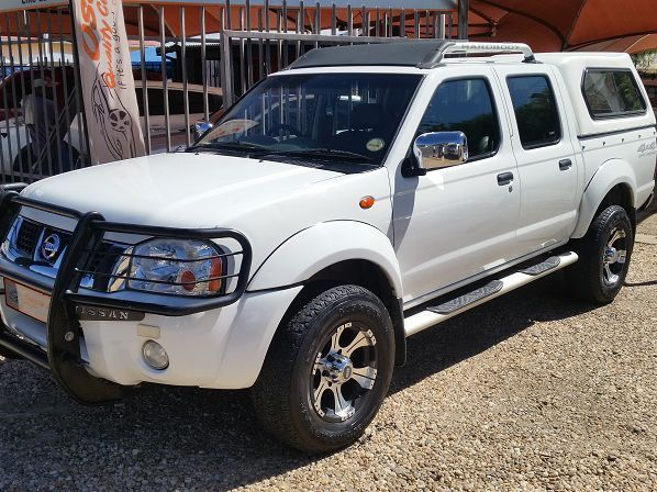2010 Nissan Hardbody 3 0 Tdi D C 4x4 For Sale Manual Guide