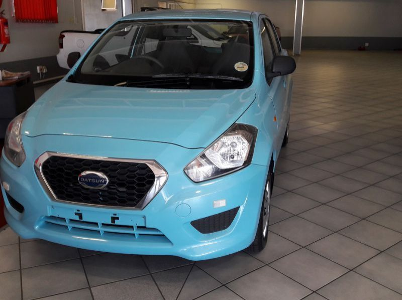 Used Datsun GO 1.2 Lux AB  for sale in Windhoek, Namibia
