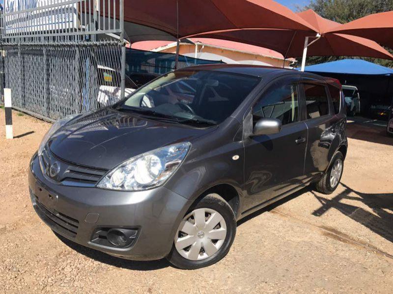 Used Nissan Note For Sale In Windhoek Standard Motors