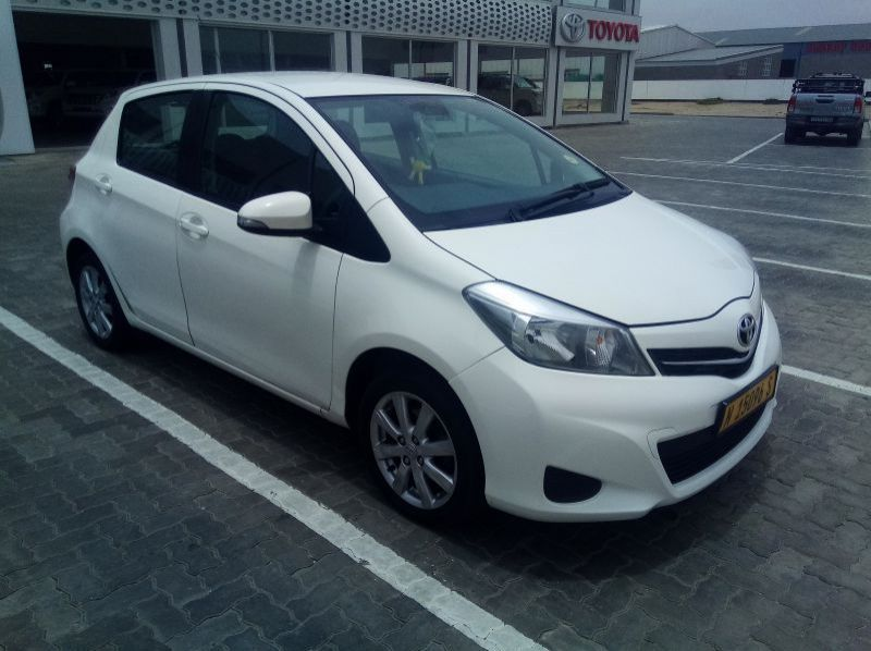 used toyota yaris for sale in swakopmund steckels toyota used cars namibia. Black Bedroom Furniture Sets. Home Design Ideas