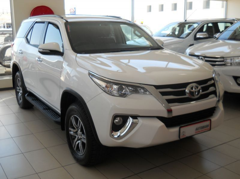 Used Toyota Fortuner for sale in Swakopmund - Steckels Toyota Used Cars Namibia
