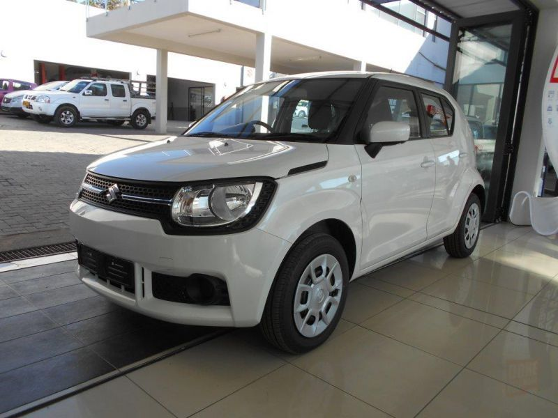 2018 suzuki ignis 1 2 gl for sale brand new manual. Black Bedroom Furniture Sets. Home Design Ideas