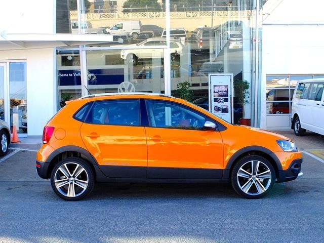 2014 Volkswagen Cross Polo For Sale Brand New Manual