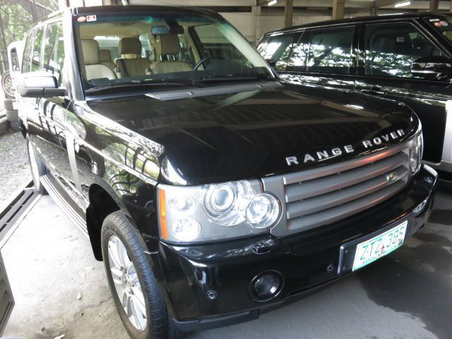 2009 land rover ranger rover hse for sale 24 000 km automatic transmission mike yatco. Black Bedroom Furniture Sets. Home Design Ideas