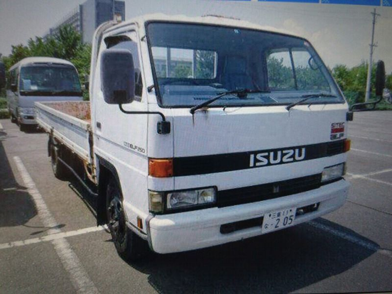 2017 Isuzu Isuzu ELF NPR 4HF1 engine 14 7FT for sale | 88