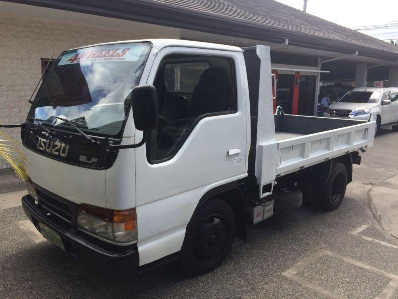 2018 Isuzu ELF Giga Mini Dump 4HF1 for sale | 88 000 Km - 4 Wheels
