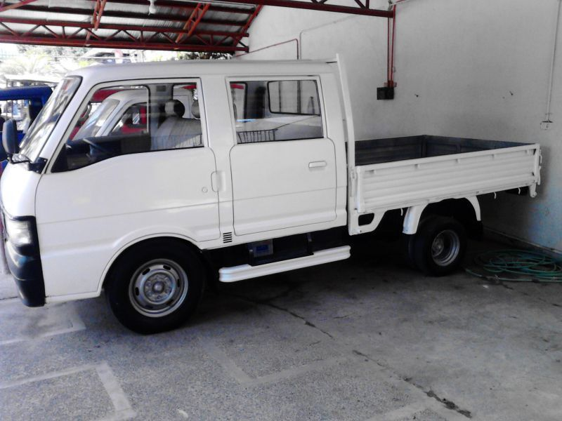 2018 Mazda Bongo Double Cab R2 for sale   88 000 Km - 4 ...