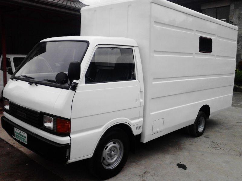 2018 Mazda Bongo Delivery Van for sale   76 000 Km - 4 ...