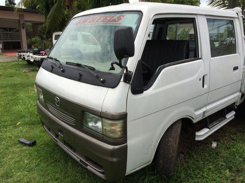 2018 Mazda Bongo Double Cab R2 for sale   78 000 Km - 4 ...