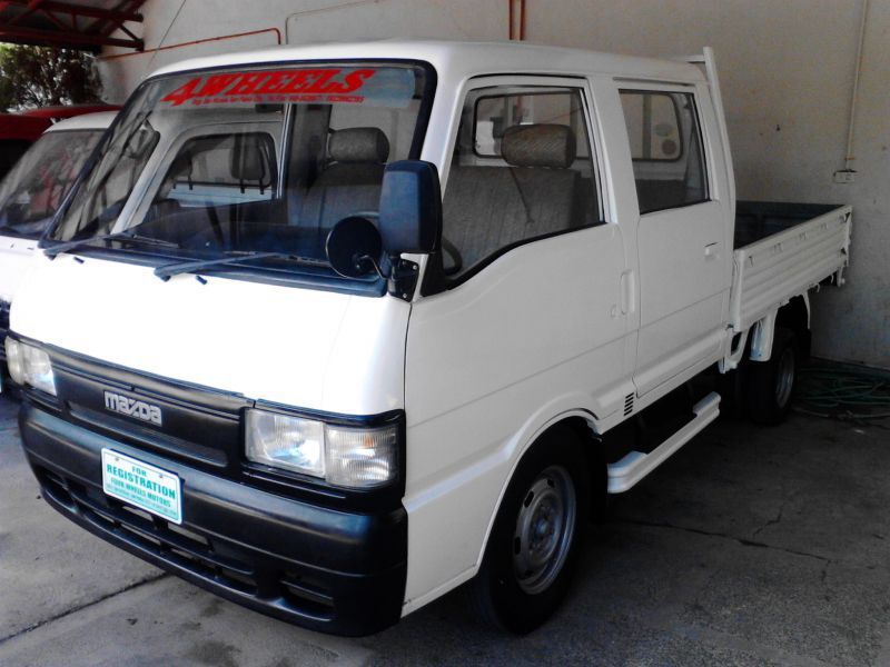 2016 Mazda Bongo Double Cab For Sale 90 000 Km 4