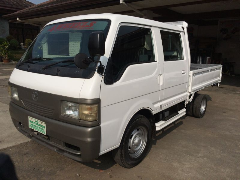 2016 Mazda Bongo Double Cab R2 Diesel Engine for sale | 56 ...
