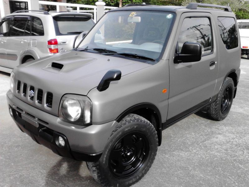 Philippines Used Suzuki Jimny Chassis