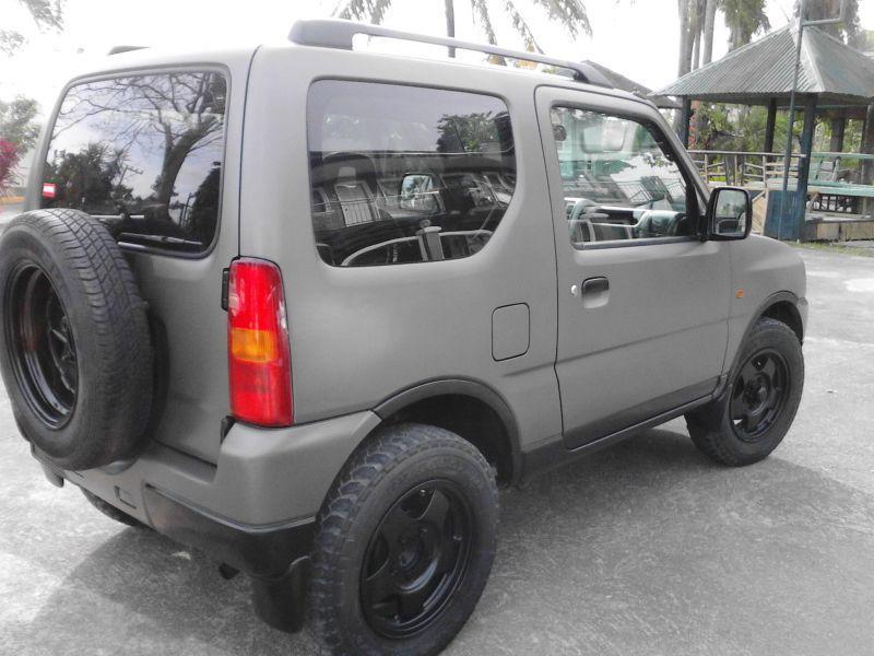 Suzuki Jimny Second Hand For Sale