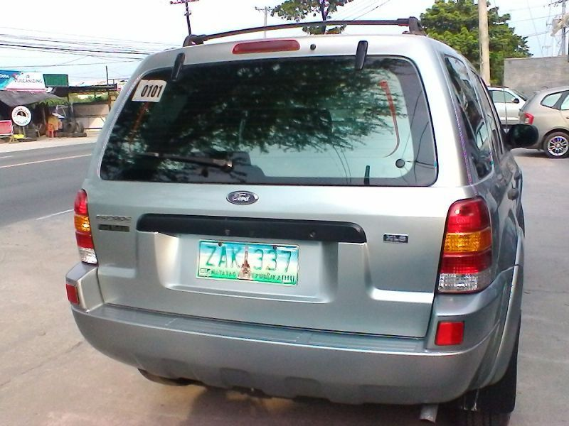 2005 ford escape for sale 90 000 km automatic transmission all about wheels. Black Bedroom Furniture Sets. Home Design Ideas