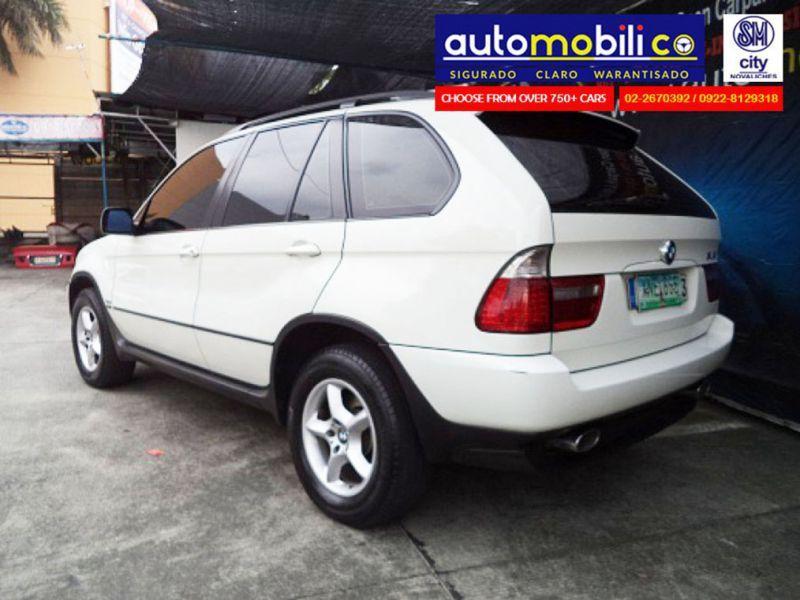 2004 Bmw X5 For Sale 122 677 Km Automatic Transmission Automobilico