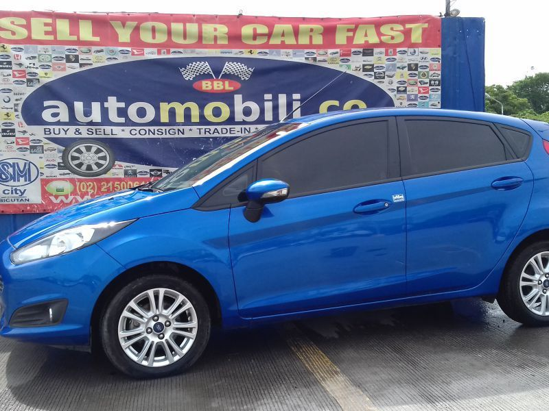 2016 ford fiesta for sale 13 168 km automatic transmission automobilico. Black Bedroom Furniture Sets. Home Design Ideas