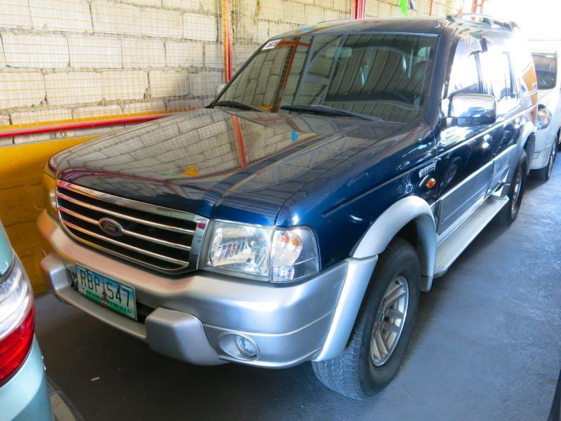 2004 Ford Everest for sale Brand New
