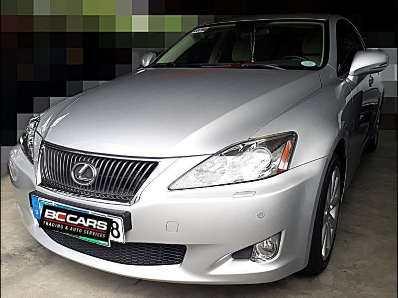 2010 lexus is300 for sale brand new automatic transmission bc cars. Black Bedroom Furniture Sets. Home Design Ideas
