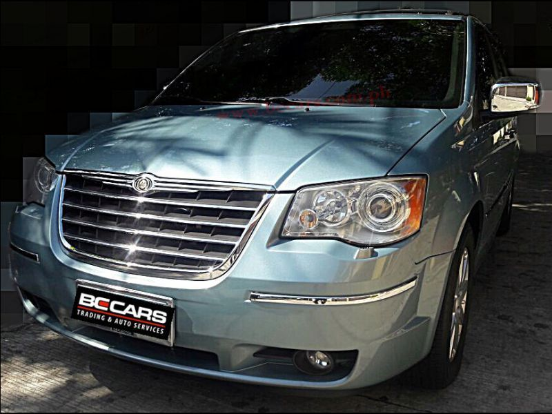 2011 chrysler town and country for sale brand new automatic transmission bc cars. Black Bedroom Furniture Sets. Home Design Ideas