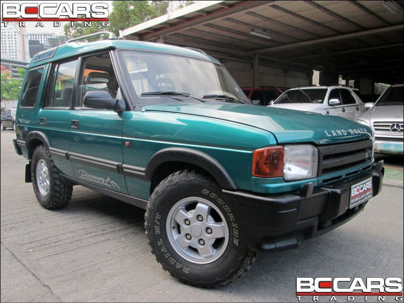 1998 land rover discovery 1 for sale brand new manual rh dealerlogin co Needs Discovery Questions Sales Discovery Icon