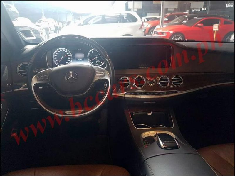 Used  Mercedes Benz S Class Deale