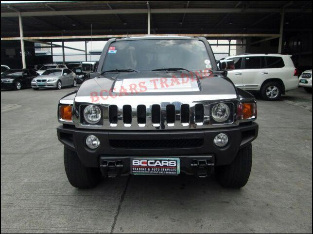 2011 Hummer H3 For Sale Brand New Automatic Transmission Bc Cars