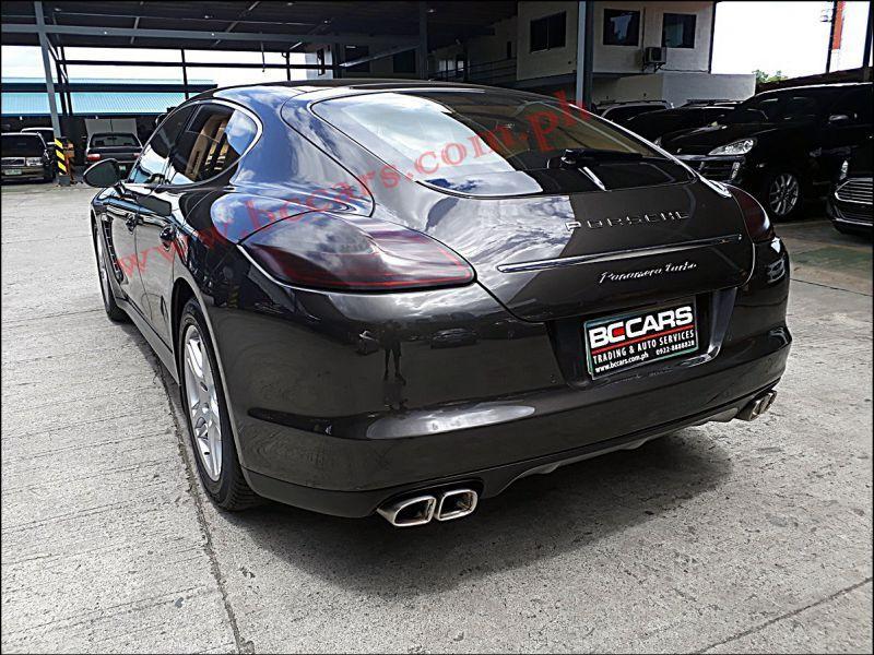 2010 porsche panamera turbo for sale brand new automatic transmission bc cars. Black Bedroom Furniture Sets. Home Design Ideas