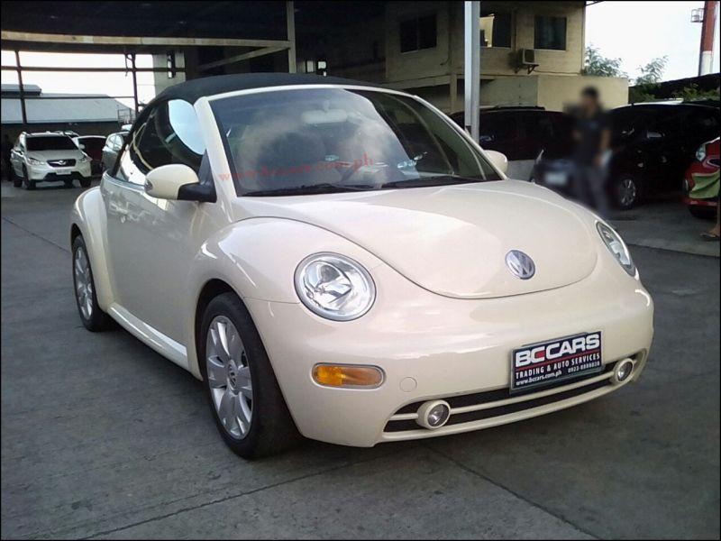 2003 volkswagen new beetle for sale brand new. Black Bedroom Furniture Sets. Home Design Ideas