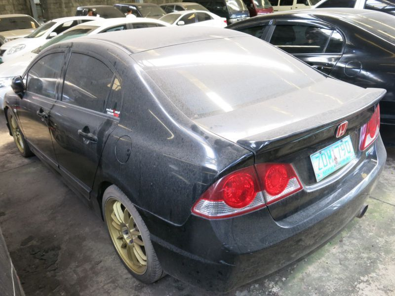 2006 honda civic 1 8 s for sale 80 000 km automatic transmission bdo car depot qc. Black Bedroom Furniture Sets. Home Design Ideas