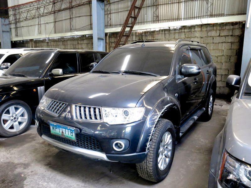 2013 Mitsubishi Montero Sport GLS V for sale | 28 000 Km