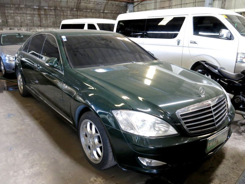 2006 Mercedes-Benz S350 for sale | 54 000 Km | Automatic