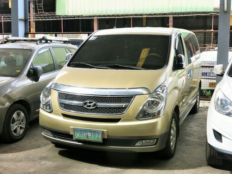 2010 Hyundai Grand Starex For Sale 79 000 Km Automatic