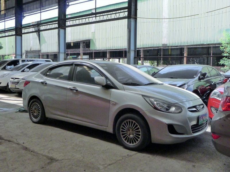 hyundai accent manual for sale