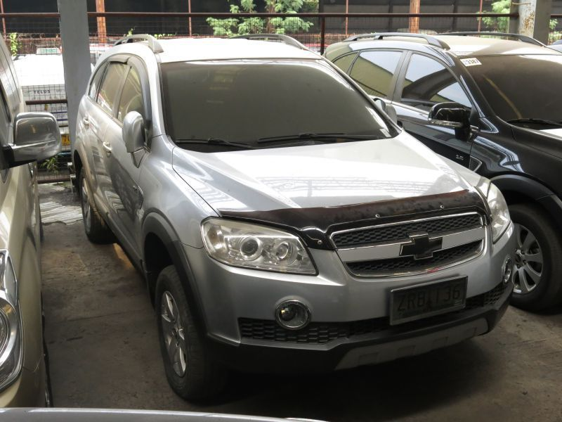2008 Chevrolet Captiva for sale | 96 000 Km | Automatic transmission