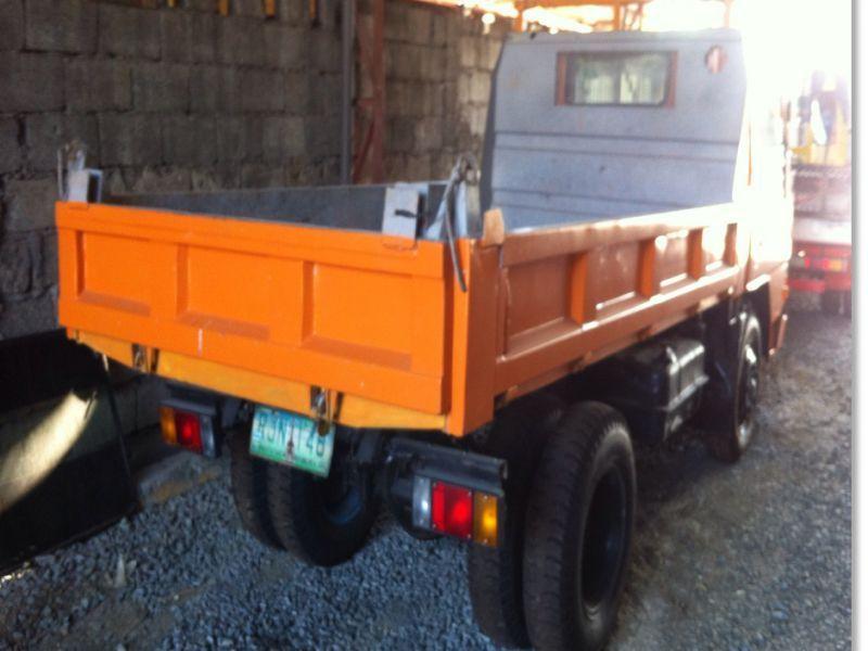2009 mitsubishi canter mini dump truck for sale 1 km cavite automall. Black Bedroom Furniture Sets. Home Design Ideas