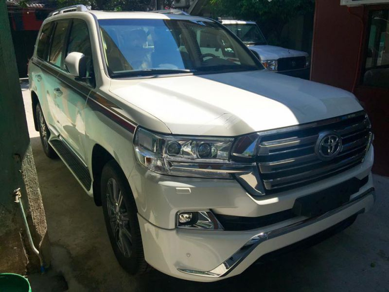 2016 Toyota Land Cruiser Platinum for sale | Brand New | Automatic