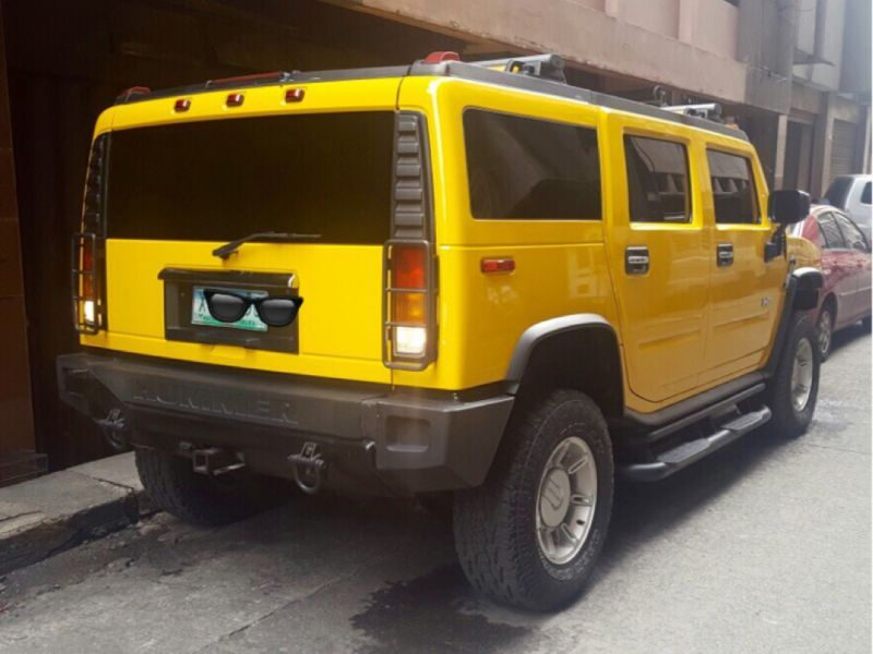 Service manual 2005 hummer h2 how to fill new for English motors brownsville tx