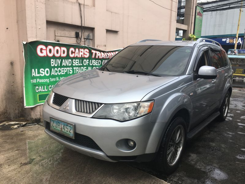 2007 Mitsubishi Outlander For Sale | 141 000 Km | Automatic Transmission   Good  Cars Trading