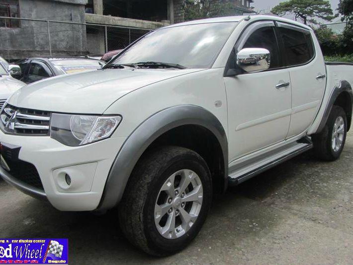 Mitsubishi Strada Pick Up In Paraguay