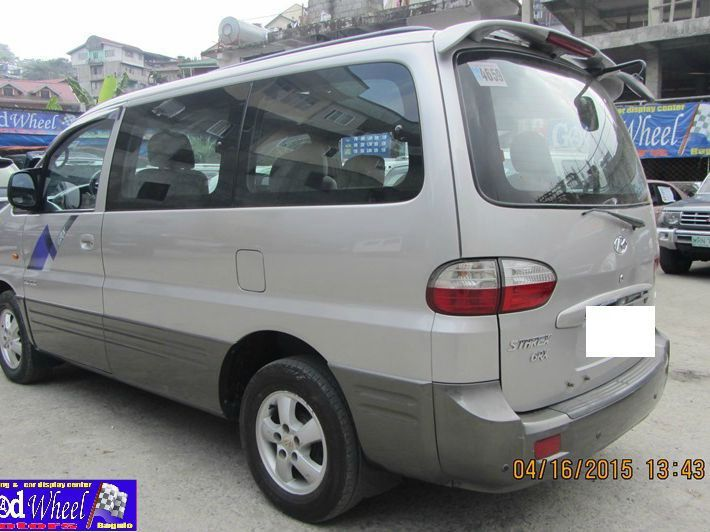 2004 Hyundai Starex Grx Crdi For Sale 100 000 Km