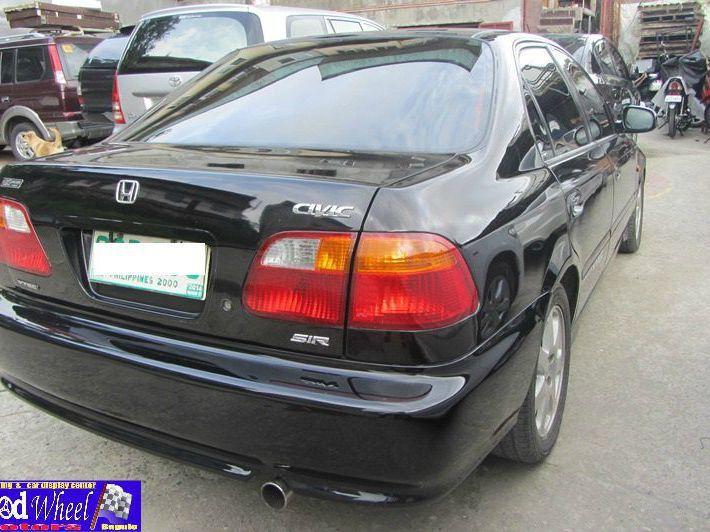 2000 Honda Civic Vtec Sir For Sale 101 000 Km Manual