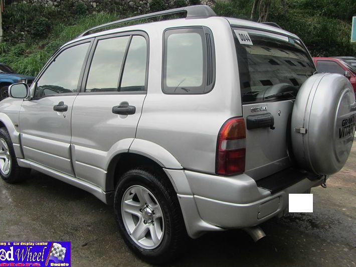 Suzuki Grand Vitara Manual Transmission For Sale Ph